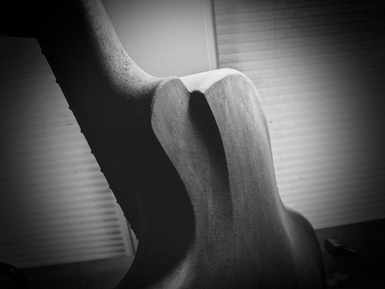 Heel Curving - 1