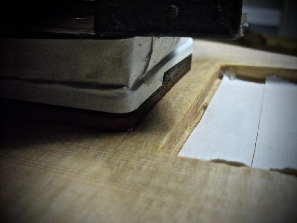 Neck Glueing - 5