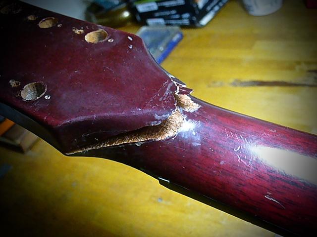 Gibson Repair - 5