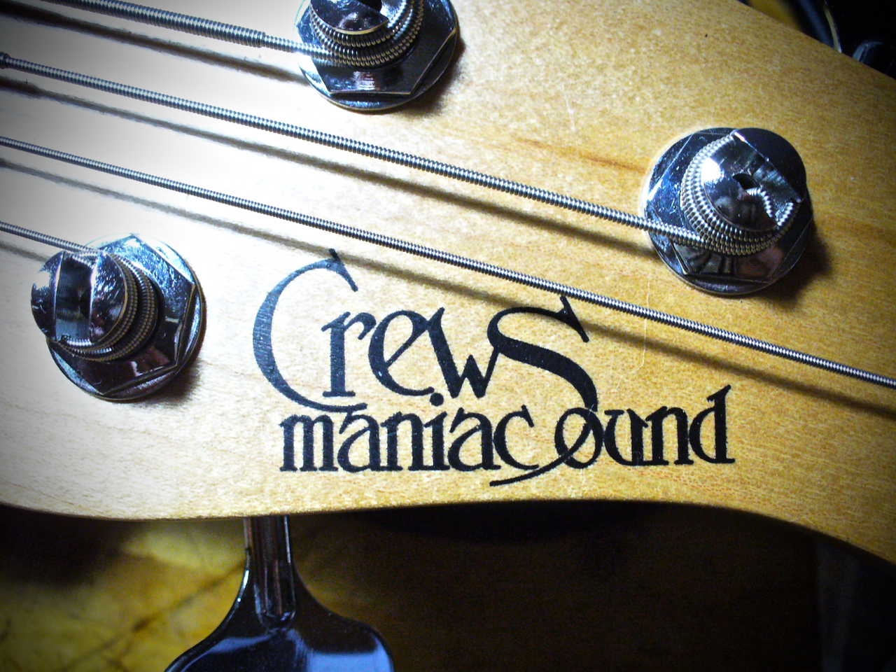 Crews Bass - 1